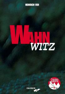 Cover des Buches Wahnwitz